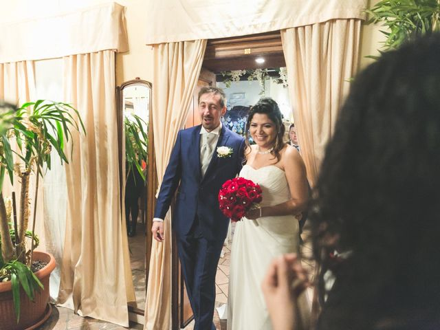 Il matrimonio di Moreno e Kenia a Briosco, Monza e Brianza 100