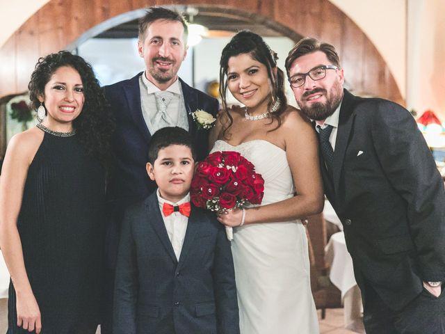 Il matrimonio di Moreno e Kenia a Briosco, Monza e Brianza 105