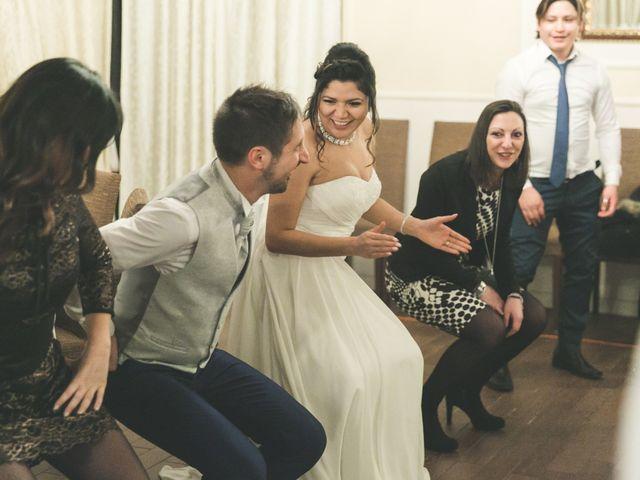 Il matrimonio di Moreno e Kenia a Briosco, Monza e Brianza 120