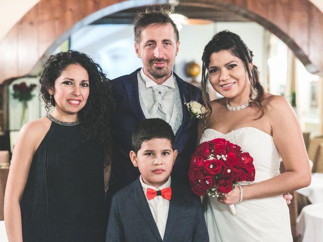 Il matrimonio di Moreno e Kenia a Briosco, Monza e Brianza 123