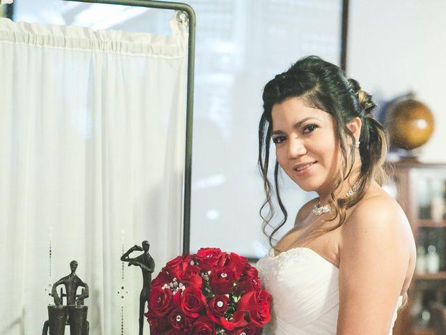 Il matrimonio di Moreno e Kenia a Briosco, Monza e Brianza 124