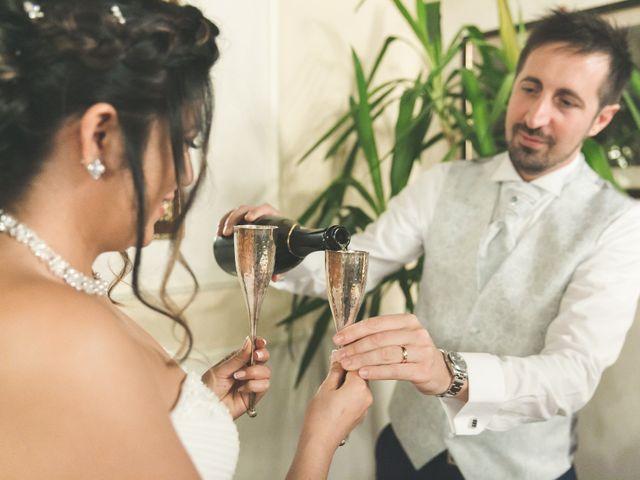 Il matrimonio di Moreno e Kenia a Briosco, Monza e Brianza 128