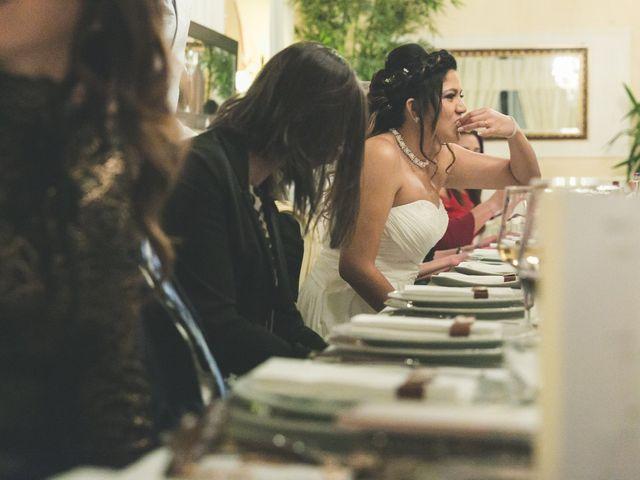 Il matrimonio di Moreno e Kenia a Briosco, Monza e Brianza 137