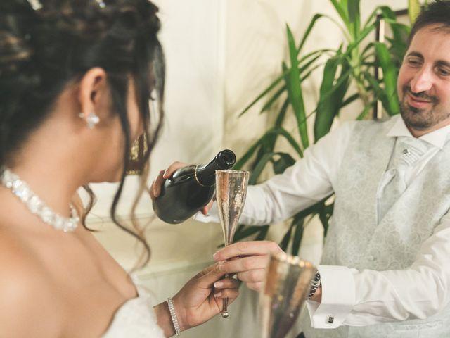 Il matrimonio di Moreno e Kenia a Briosco, Monza e Brianza 145