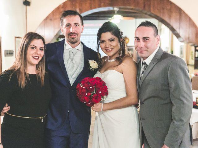 Il matrimonio di Moreno e Kenia a Briosco, Monza e Brianza 154