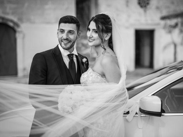 Le nozze di Jessica e Massimiliano