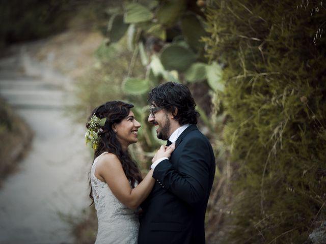 Il matrimonio di Laura e Salvatore a Roccella Ionica, Reggio Calabria 12