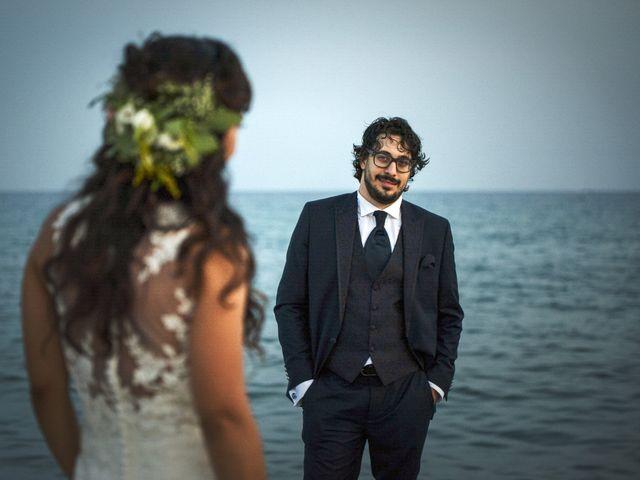 Il matrimonio di Laura e Salvatore a Roccella Ionica, Reggio Calabria 1