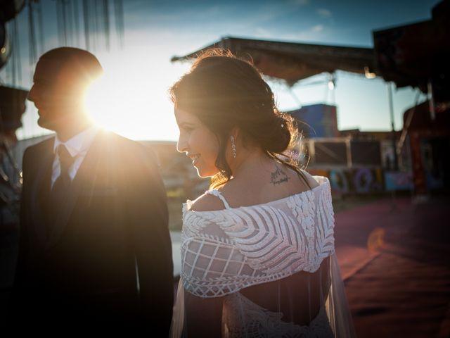 Il matrimonio di Paolo e Martina a Fermo, Fermo 35