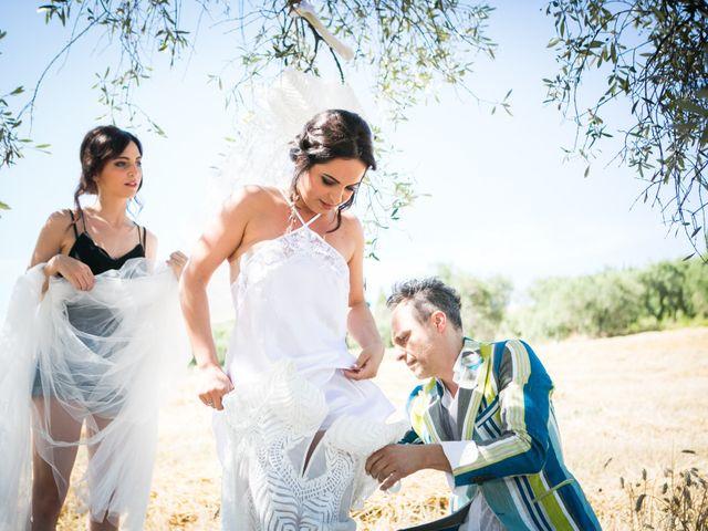 Il matrimonio di Paolo e Martina a Fermo, Fermo 39