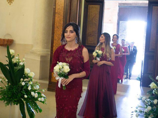Il matrimonio di Paolo e Martina a Fermo, Fermo 45