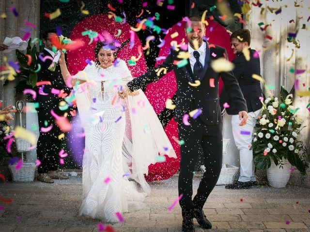 Il matrimonio di Paolo e Martina a Fermo, Fermo 56