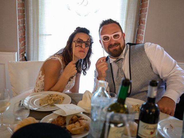 Il matrimonio di Sebastiano e Chiara a Cilavegna, Pavia 2