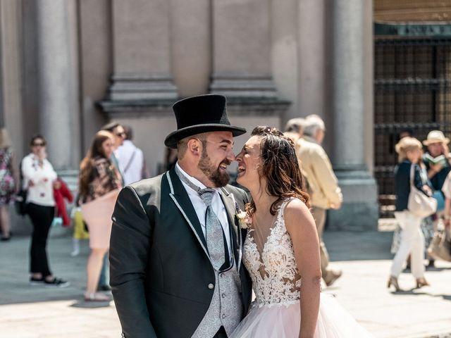 Il matrimonio di Sebastiano e Chiara a Cilavegna, Pavia 5