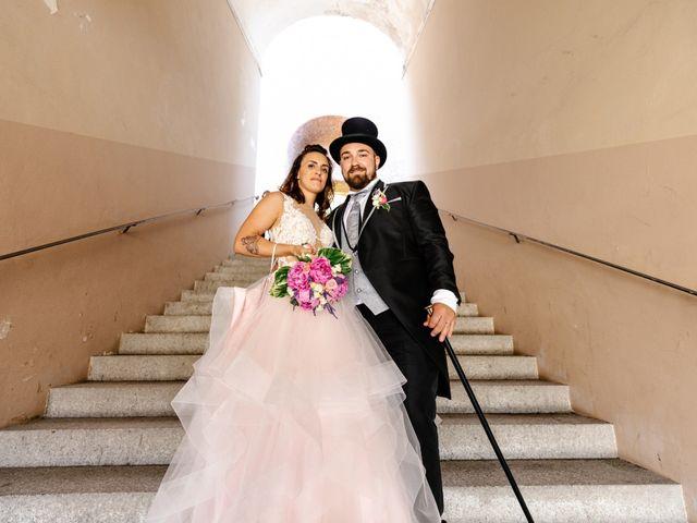 Il matrimonio di Sebastiano e Chiara a Cilavegna, Pavia 11