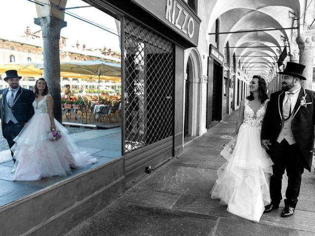 Il matrimonio di Sebastiano e Chiara a Cilavegna, Pavia 12