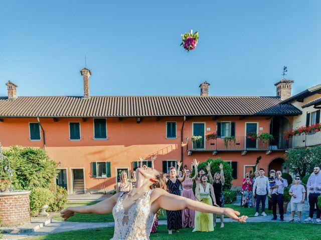Il matrimonio di Sebastiano e Chiara a Cilavegna, Pavia 13