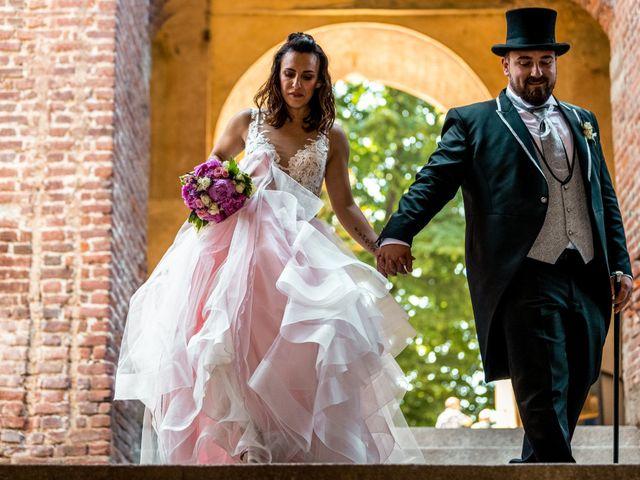 Il matrimonio di Sebastiano e Chiara a Cilavegna, Pavia 21