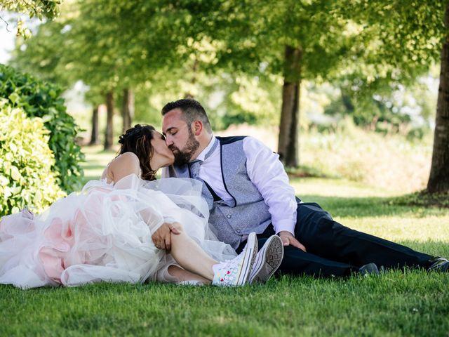 Il matrimonio di Sebastiano e Chiara a Cilavegna, Pavia 23
