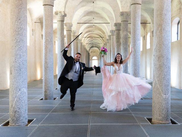 Il matrimonio di Sebastiano e Chiara a Cilavegna, Pavia 33