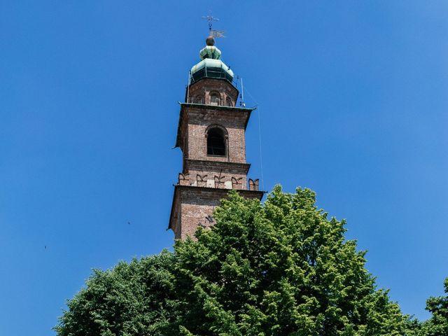 Il matrimonio di Sebastiano e Chiara a Cilavegna, Pavia 34