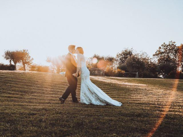 Le nozze di Arianna e Anthony