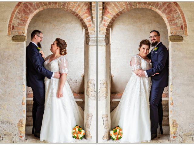 Il matrimonio di Matteo e Jennifer a Chiarano, Treviso 1