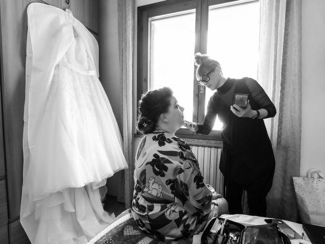 Il matrimonio di Matteo e Jennifer a Chiarano, Treviso 4