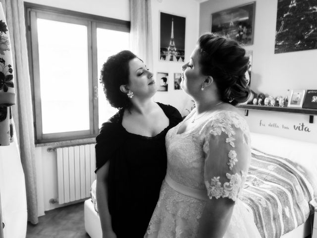 Il matrimonio di Matteo e Jennifer a Chiarano, Treviso 7