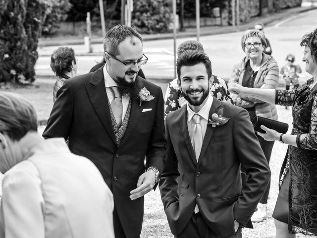 Il matrimonio di Matteo e Jennifer a Chiarano, Treviso 13