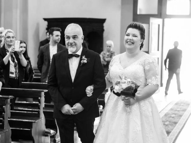 Il matrimonio di Matteo e Jennifer a Chiarano, Treviso 17