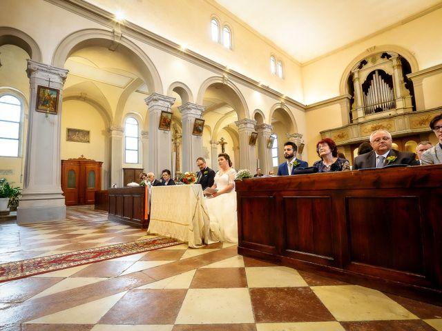 Il matrimonio di Matteo e Jennifer a Chiarano, Treviso 19
