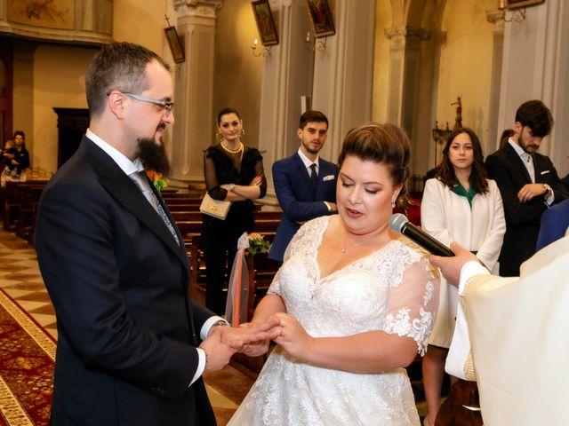 Il matrimonio di Matteo e Jennifer a Chiarano, Treviso 22