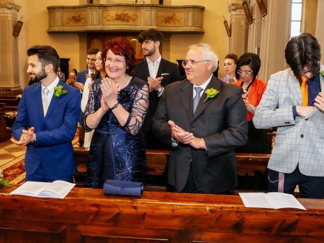 Il matrimonio di Matteo e Jennifer a Chiarano, Treviso 23