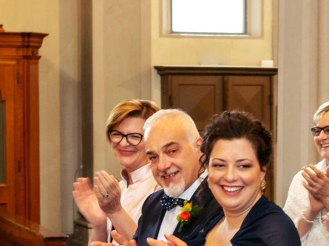 Il matrimonio di Matteo e Jennifer a Chiarano, Treviso 24
