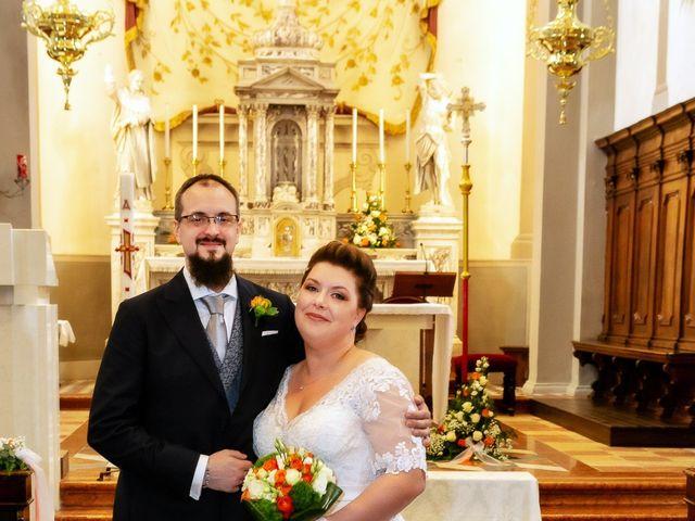 Il matrimonio di Matteo e Jennifer a Chiarano, Treviso 25