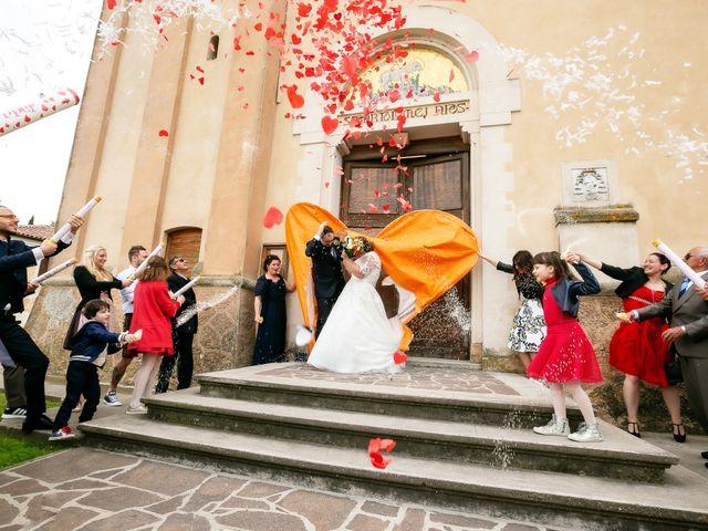 Il matrimonio di Matteo e Jennifer a Chiarano, Treviso 26