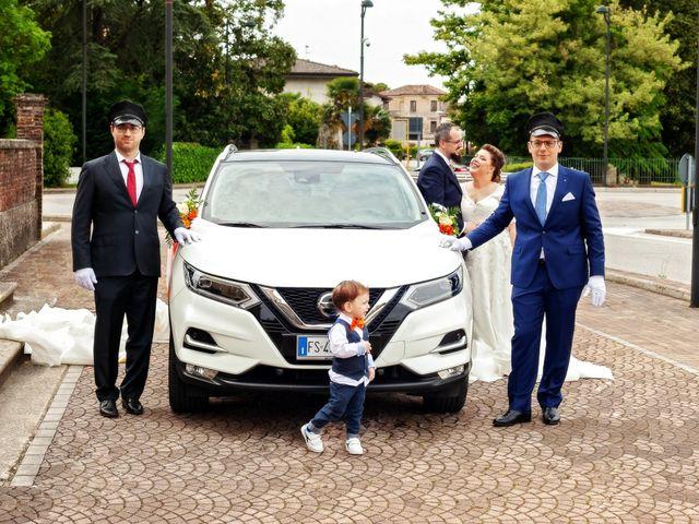 Il matrimonio di Matteo e Jennifer a Chiarano, Treviso 29