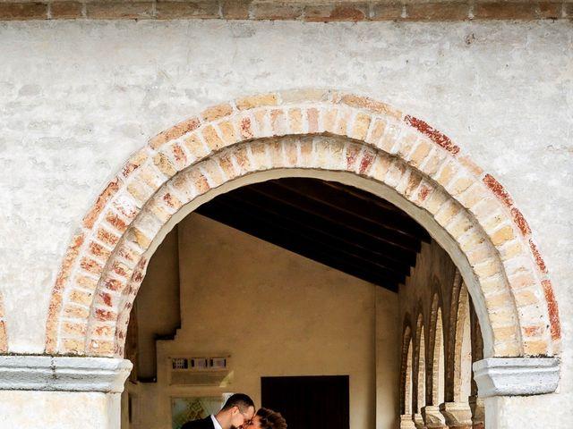 Il matrimonio di Matteo e Jennifer a Chiarano, Treviso 30