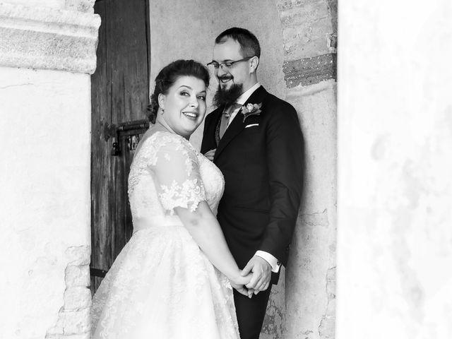 Il matrimonio di Matteo e Jennifer a Chiarano, Treviso 32