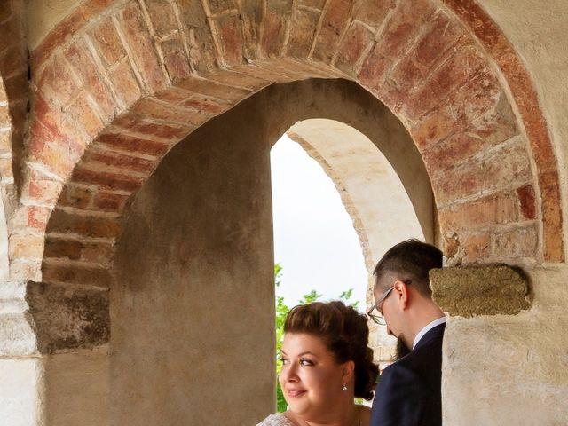 Il matrimonio di Matteo e Jennifer a Chiarano, Treviso 34