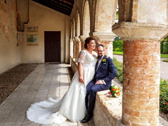 Il matrimonio di Matteo e Jennifer a Chiarano, Treviso 35