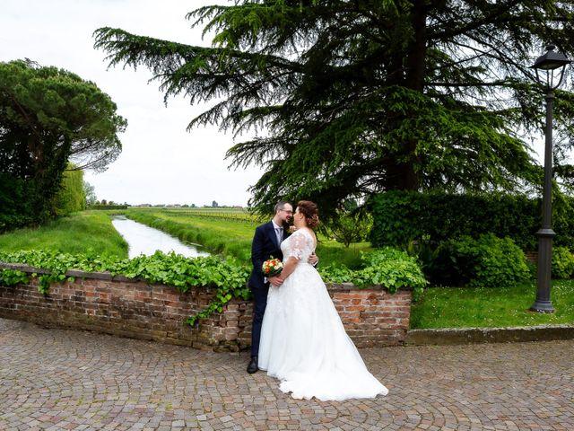Il matrimonio di Matteo e Jennifer a Chiarano, Treviso 36