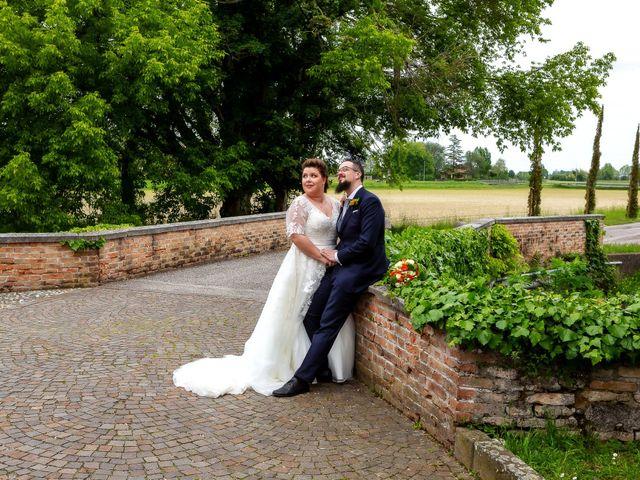 Il matrimonio di Matteo e Jennifer a Chiarano, Treviso 38
