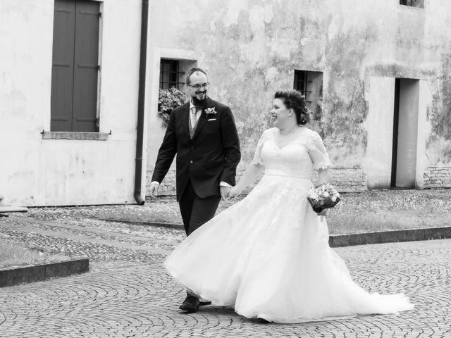 Il matrimonio di Matteo e Jennifer a Chiarano, Treviso 39