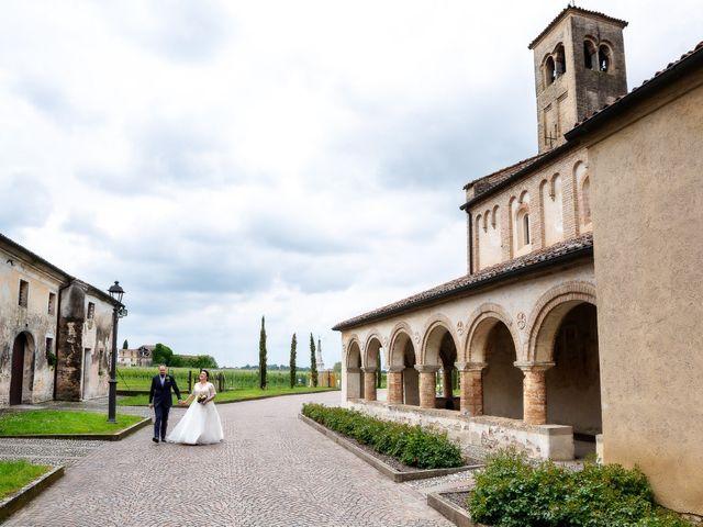 Il matrimonio di Matteo e Jennifer a Chiarano, Treviso 40