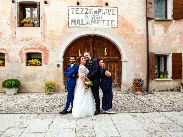Il matrimonio di Matteo e Jennifer a Chiarano, Treviso 44