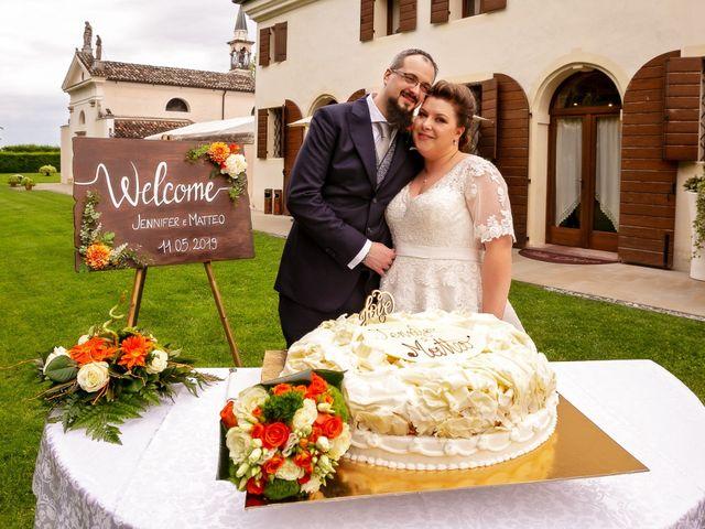 Il matrimonio di Matteo e Jennifer a Chiarano, Treviso 45