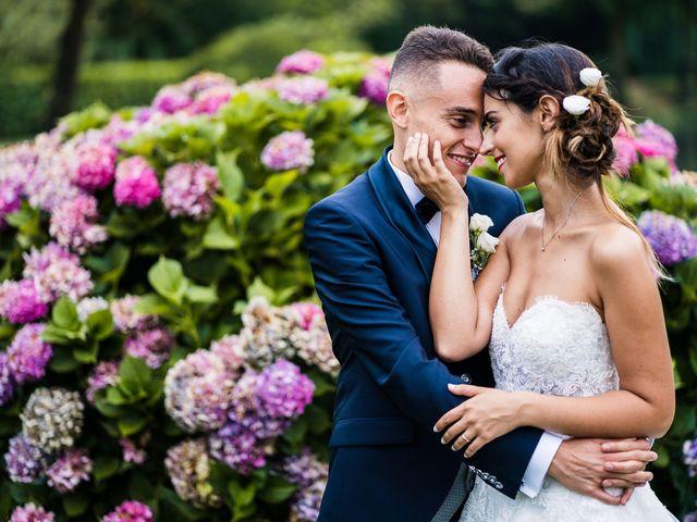 Le nozze di Valeria e Mattia
