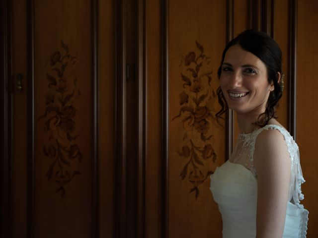 Il matrimonio di Simone e Laura a Inverigo, Como 7